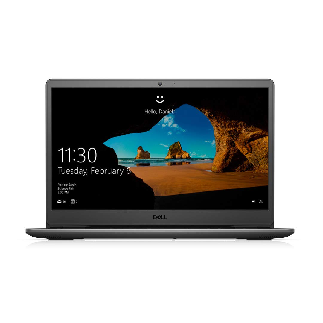 """5. Dell Inspiron 3505 15.6"""" FHD AG Display Laptop (Ryzen-3 3250U / 8GB / 256 SSD / Integrated Graphics / 1 Yr NBD / Win 10 + Office H&S/ Accent Black) D560392WIN9BE"""