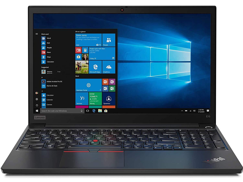 5. Lenovo ThinkPad E15 Intel Co